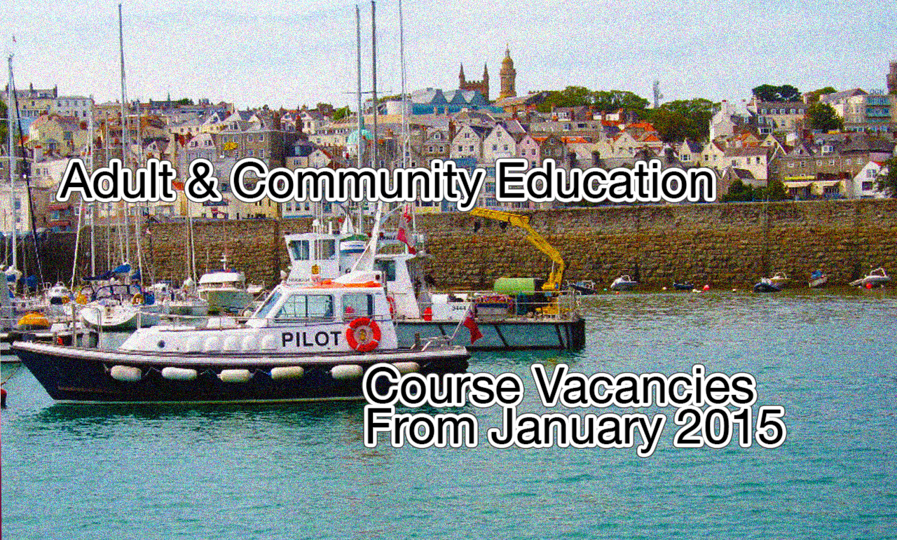 Adult Education Vacancies 114