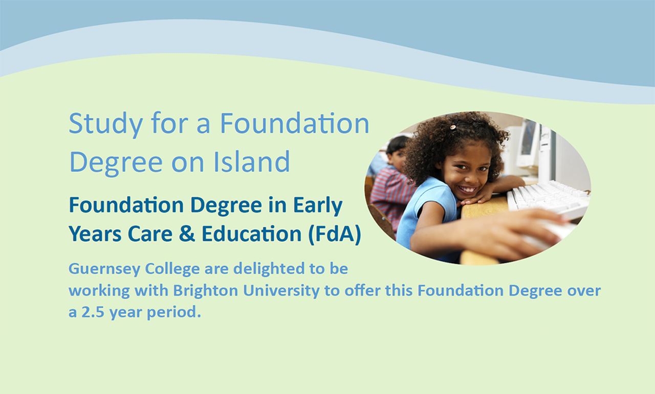 early years foundation degree essays The foundation degree in early years can open up a variety of careers this course will give you sound theoretical and practical knowledge including children's rights, child health and wellbeing, family and cultural contexts, and the principles of inclusive practice.